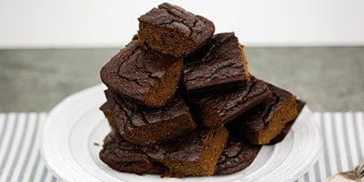 May Recipe of the Month: Sweet Potato Brownies